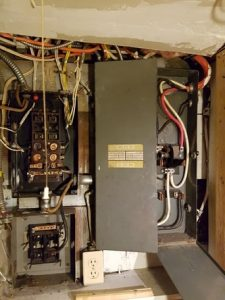 electrical panel upgrade ajax electric
