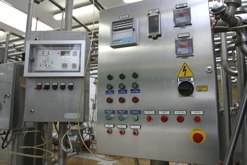 Ajax Electrical Industrial work