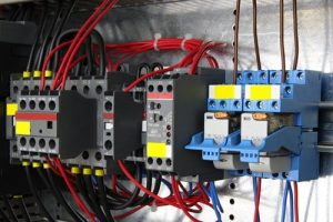Ajax Electric Control Panel