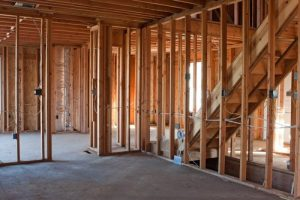 certified electrician house framing