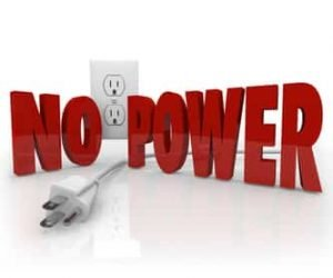 electrician cost for no power